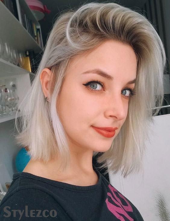 Cutest Short Haircuts Hair Color Ideas For 2019 Stylezco