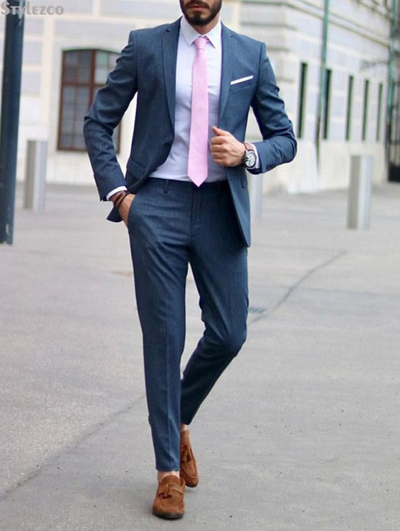 Modern 2019 Men's Fashion Ideas with Classical Look