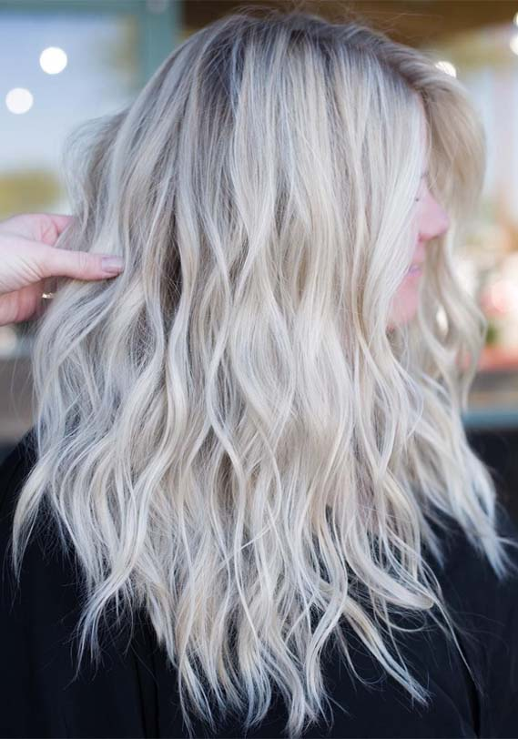 Perfect Shades Of Blonde Hair Colors To Use In 2019 Stylezco