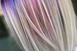 Pretty Unicorn Hair Color Shades for 2019