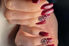 Red Nail Art Designs & Images for 2019