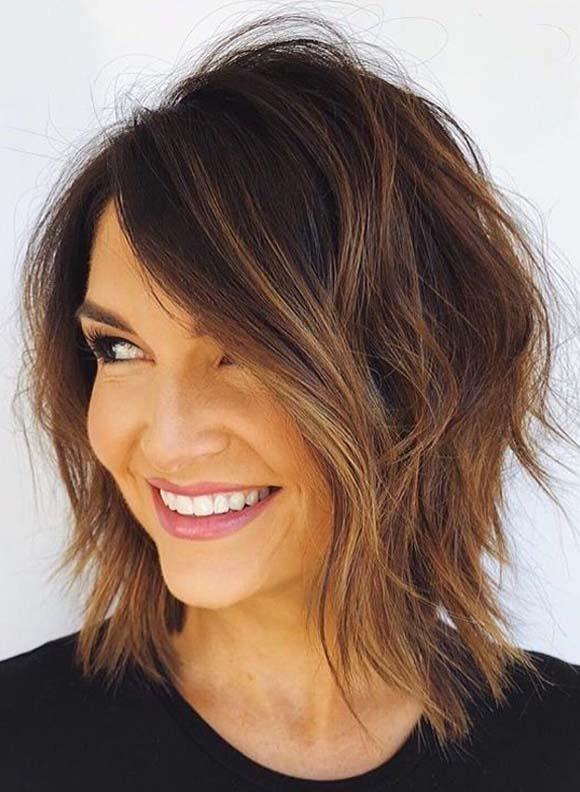 Short Haircut & Style for Women 2019