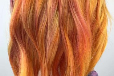 Awesome Hair Color Combinations in 2019