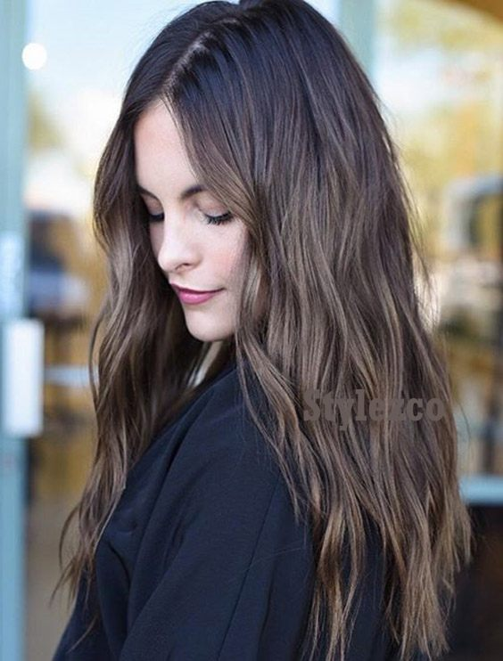 Greatest Long Hairstyles Trends For Ladies In 2019 Stylezco