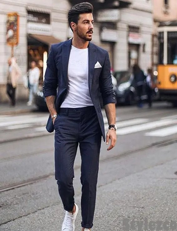 Perfect Men's Fashion Style & Grooming Ideas In 2019