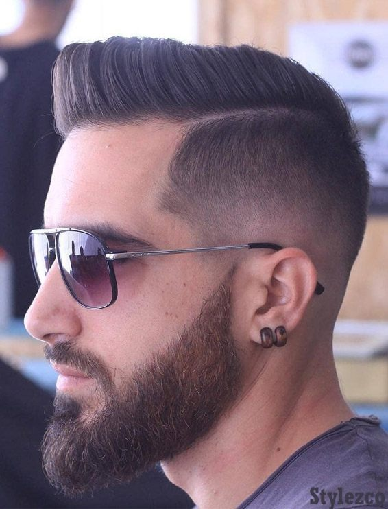 Popular 2019 Men's Hairstyles & Haircut Ideas