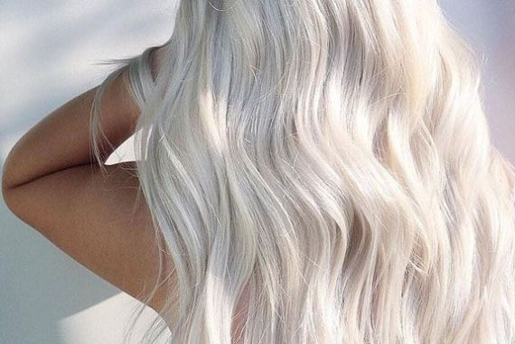 Pure White Hair Color Ideas Styles For 2019 Stylezco