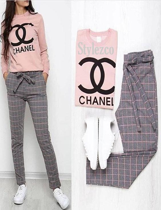 Stylish & Easy Outfit Idea for Every Ladies