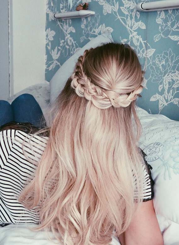 Braided Hairstyles for Long Hairs in 2019