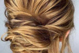 Prettiest Updos for Special Occasions in 2019