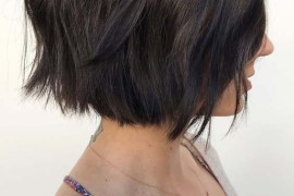 Short Bob Haircuts & Hairstyles for 2019