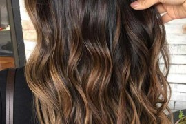 Stunning Dark Chocolate Caramel Hair Colors in 2019