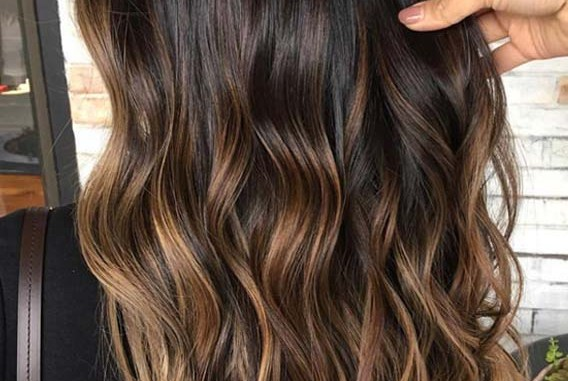 Stunning Dark Chocolate Caramel Hair Colors in 2019