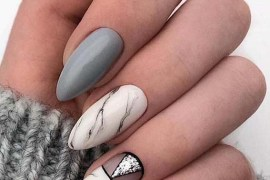 Unique Nail Designs for Winter Season 2019