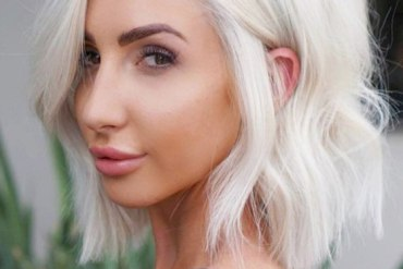 Unique Platinum Short Hairstyle Trends for 2019