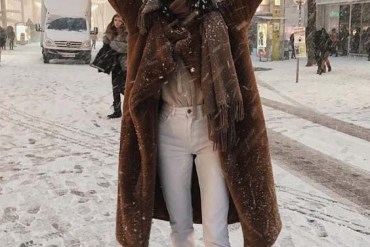 Women's Dresses Styles for Winter Season 2019