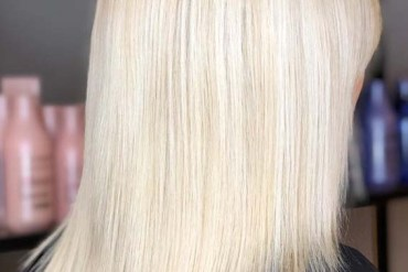 Awesome Vanilla Blonde Hair Color Shades in 2019