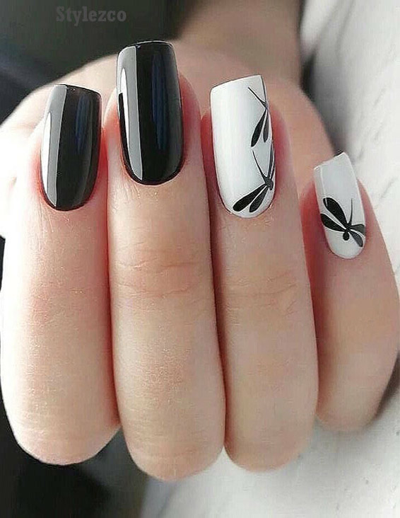 Coolest Nail Ideas & Designs for 2019 Girls
