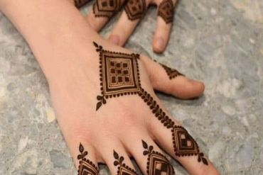 Delightful Wedding Mehndi Designs In 2019