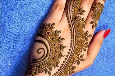 Excellent Bridal Mehndi Designs for 2019