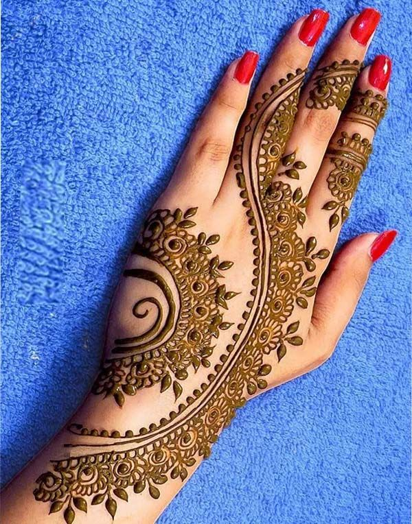 Excellent Bridal Mehndi Designs Images For 2019 Stylezco