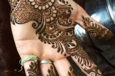 Inspirational Henna Designs for 2019