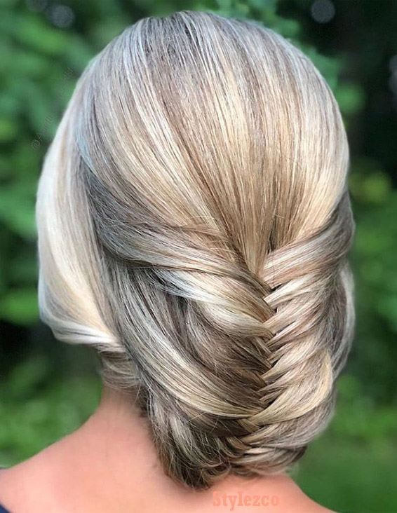 Inspirational Updo Hairstyles Trends To Wear In 2019