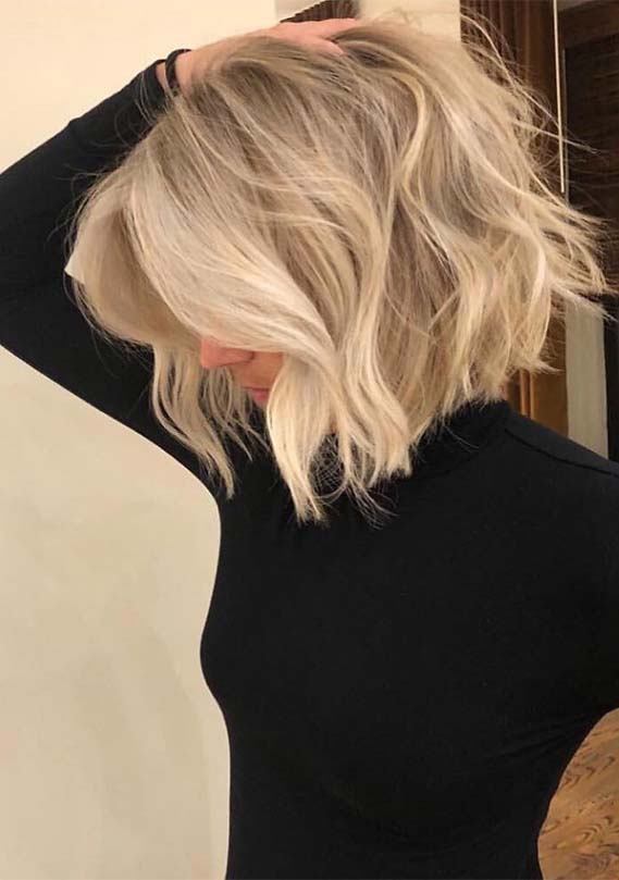 Modern Short Balayage Ombre Hair Colors Cuts For 2019 Stylezco