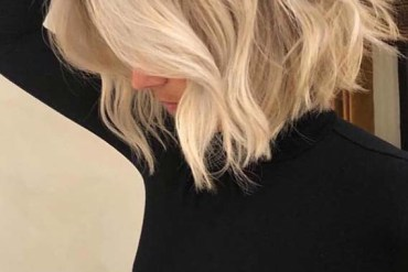 Short Balayage Ombre Hair Colors & Cuts in 2019