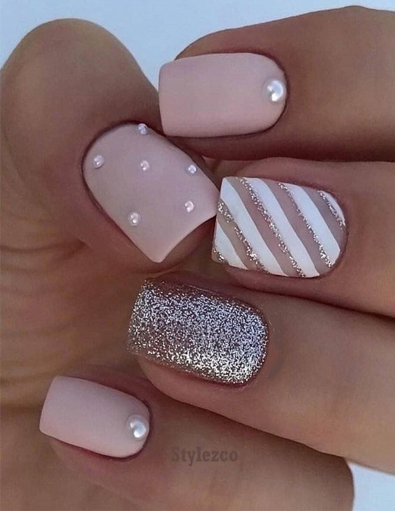 Simple Nail Art Designs & Styles for 2019 | Stylezco