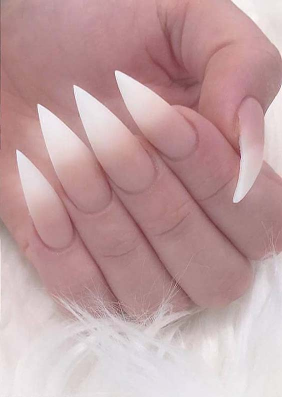 Stiletto Nail Arts & Designs for 2019