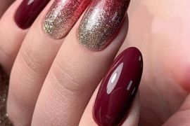 Awesome Red Long Nails that You'll Love