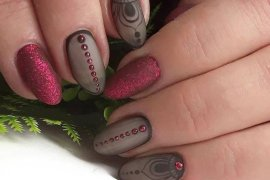 Best Ideas of Nails Fashion for Girls & Women