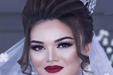 Gorgeous Makeup Style for Bridal Girls In 2019