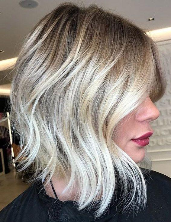 Mind Blowing Short Bob Haircuts & Hairstyles