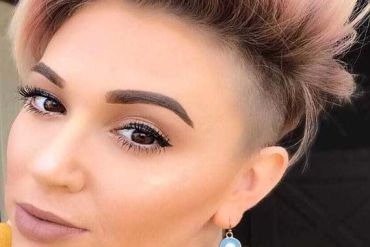 Short Layered Pixie Haircuts for 2019
