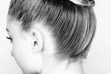 Sleek Top Updos & Bun Hairstyles for 2019
