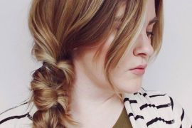 Stylish Brown Braided Hairstyles To Copy In 2019
