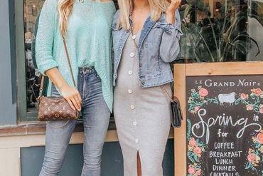 Adorable Spring Season Fashion Style To Wear Now