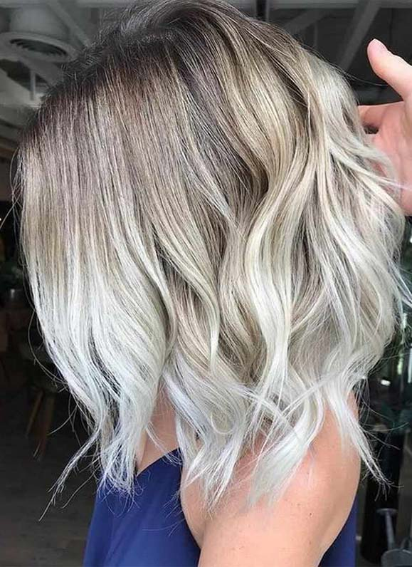 Awesome Toasted Coconut Hair Color Trends To Try In 2019