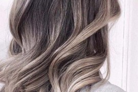Balayage Babylights for Wavy Hairstyles in 2019