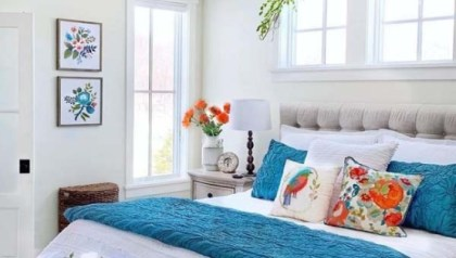 Stunning Bedroom Decorating Ideas and Photos for 2019 | Stylezco