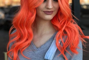 Delightful Hair Color Style for You To Try In 2019