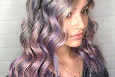 Stunning Colorful Medium Length Hair Ideas In 2019