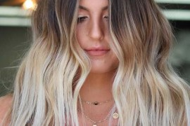 Best Ever Contrasts Of Balayage Hair Colors for 2019
