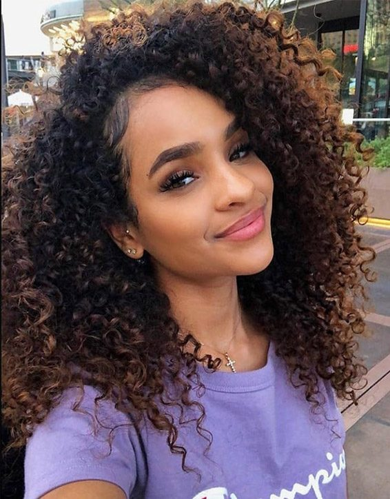Best Ideas of Medium Curly Hairstyles for 2019