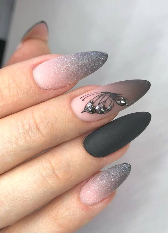 Creative Acrylic Nail Designs for Women in 2019