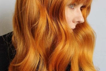 Ginger Red Hair Color Shades for 2019