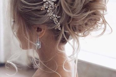 Hottest 2019 Bridal Hairstyles for Every Young Girls