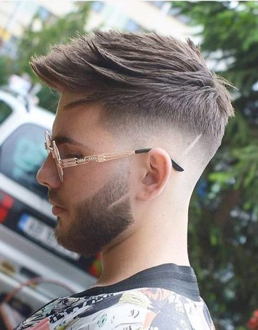 Mind Blowing Hairstyles Idea for Men In 2019